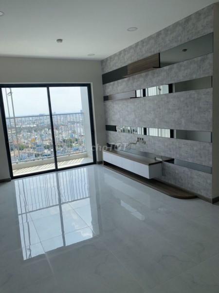 Trống căn hộ 2 PN, cc Viva Riverside cần cho thuê giá 10.5 triệu/tháng, dtsd 76m2, có sẵn đồ dùng, 76m2, 2 phòng ngủ, 2 toilet