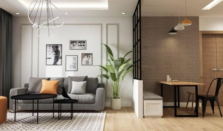 Mình có căn hộ rộng 62m2, 2 PN, kiến trúc đẹp, giá 6 triệu/tháng, cc Sài Gòn Avenue, LHCC, 62m2, 2 phòng ngủ, 2 toilet