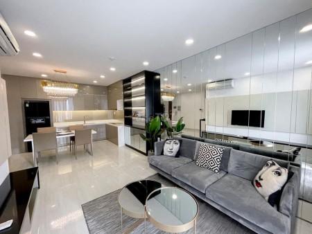 Căn hộ 80m2, 2WC, 2PN nằm trong dự án chung cư ngay trung tâm Phú Nhuận Kingston Residence, 80m2, 2 phòng ngủ, 2 toilet