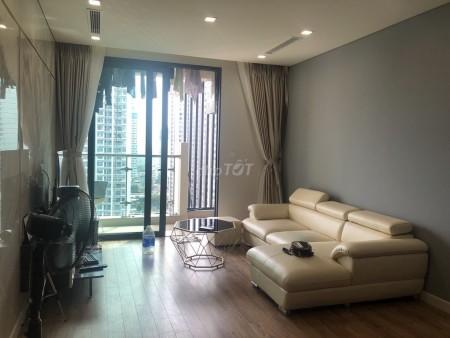 Cho thuê căn hộ tại chung cư Legend Tower 109 Nguyễn Tuân, nhà mới đep, full nội thất, 72m2, 2 phòng ngủ, 2 toilet