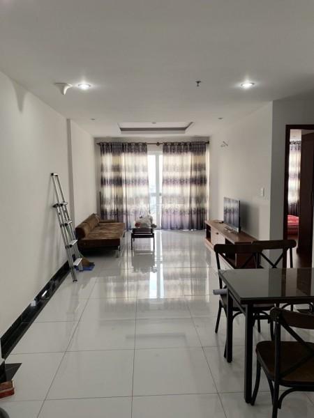 Cho thuê chung cư Giai Việt 2 phòng ngủ, nội thất cơ bản giá rẻ, 82m2, 2 phòng ngủ, 2 toilet
