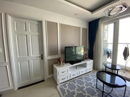 Cho thuê căn hộ 2PN chung cư Sky Center đường Phổ Quang quận Tân Bình diện tích 76m2 giá 15 Triệu/tháng.LH 0932192028, 76m2, 2 phòng ngủ, 2 toilet