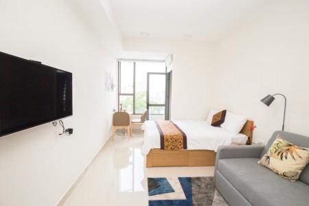 Cần cho thuê căn hộ Officetel River Gate - Quận 4 - giá sốc 9.5 triệu, 30m2, 1 phòng ngủ, 1 toilet