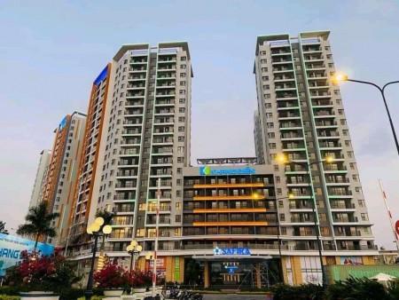 Cho thuê CH Safira Khang Điền cập nhật mới nhất 1PN/2PN/3PN, 6 - 9tr/th, NT bếp, rèm, view biệt thự Venica,lh 0906244927, 67m2, 2 phòng ngủ, 2 toilet