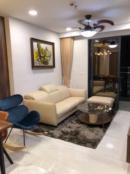Cho thuê căn hộ chung cư tại Quận 10 Kingdom 101, 2PN, 78m2, Giá thuê 13,5 triệu/tháng, 78m2, 2 phòng ngủ, 2 toilet
