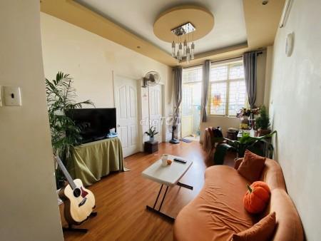 Cho thuê nhanh căn hộ chung cư Chung cư B1 Trường Sa, 55m2, 2PN, 55m2, 2 phòng ngủ, 1 toilet