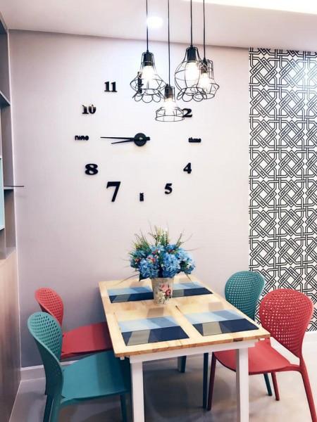 Cho thuê căn hộ 1PN-57m2 full nội thất chung cư Botanica Phổ Quang giá chỉ 12tr/th. LH ngay để xem nhà, 57m2, 1 phòng ngủ, 1 toilet