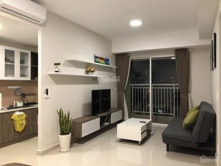 Cần cho thuê căn hộ Him Lam Quận 6 rộng 97m2, 2 PN, có kiến trúc đẹp, giá 10 triệu/tháng, 97m2, 2 phòng ngủ, 2 toilet