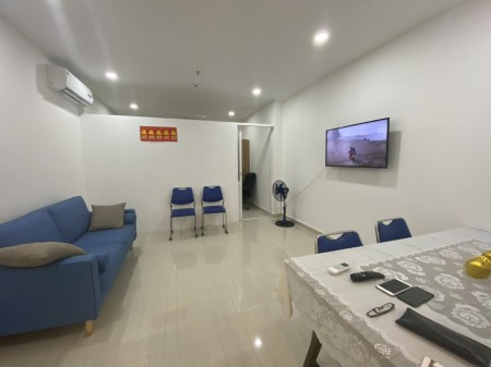 Cho thuê căn hộ Officetel Moonlight Park View, đầy đủ nội thất, 50m2, 1 phòng ngủ, 1 toilet