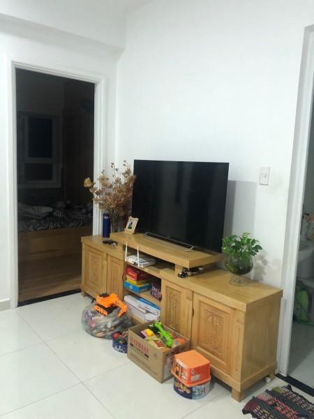 Cho thuê căn hộ Phan Văn Hớn, chung cư Prosper Plaza, giá 6 triệu /tháng, căn 2PN, 65m2, 2 phòng ngủ, 2 toilet