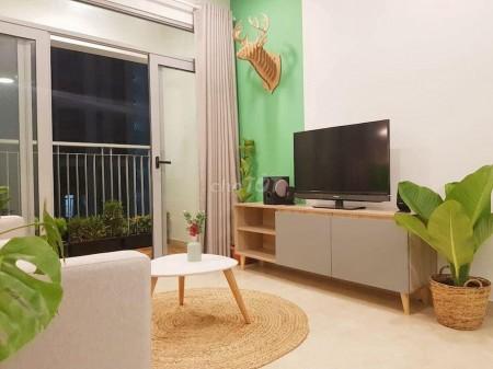 Cho thuê căn hộ 2PN, đầy đủ nội thất tại LuxGarden Quận 7, 77m2, 2 phòng ngủ, 2 toilet
