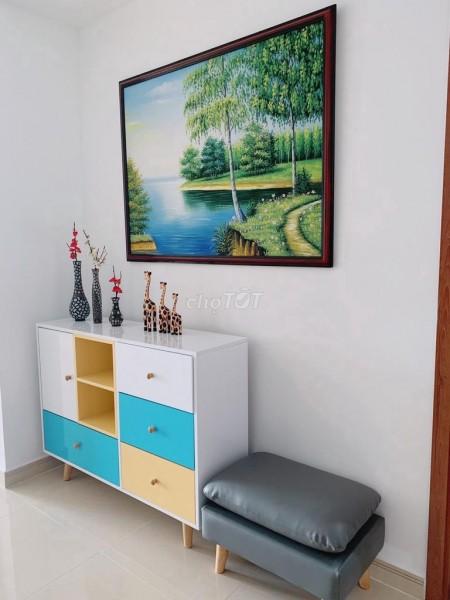 Căn hộ chung cư Kim Tâm Hải Apartment cho thuê căn 90m2, 2PN, 2WC, nội thất, cọc 1 tháng, 90m2, 2 phòng ngủ, 2 toilet