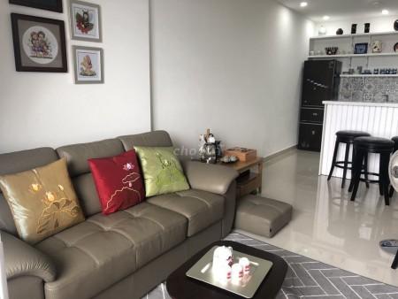 Cho thuê căn hộ tại dự án chung cư Golden Mansion Phú Nhuận, 2 Phòng ngủ, 76m2, 2 phòng ngủ, 2 toilet