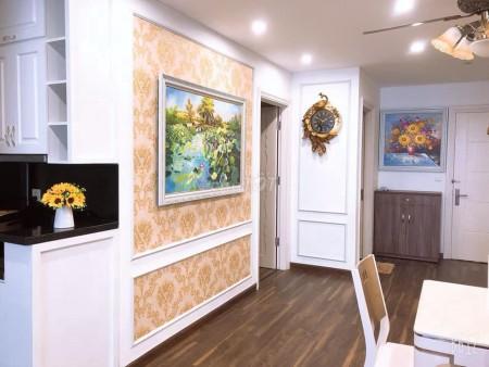 Cho thuê căn hộ ECOCITY Việt Hưng-Long Biên, Full Nội Thất, DT:75m2,Giá: 9 tr/tháng, 70m2, 2 phòng ngủ, 2 toilet