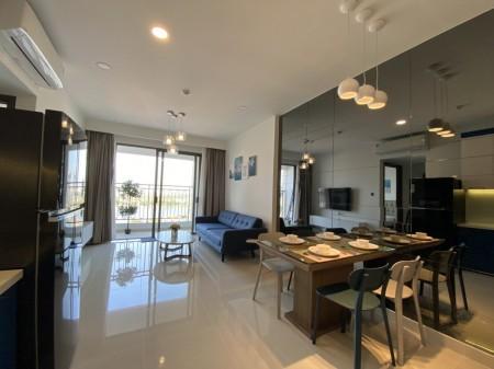 **HOT HOT cho thuê căn hộ Sài Gòn Royal 1PN, 1WC, giá tốt nhất thị trường 12 triệu**, 60m2, 1 phòng ngủ, 1 toilet