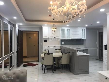 Chủ có căn hô tầng cao 3 PN, có sẵn nội thất, cc Riverpark Premier, dtsd 135m2, giá 39 triệu/tháng, 135m2, 3 phòng ngủ, 2 toilet