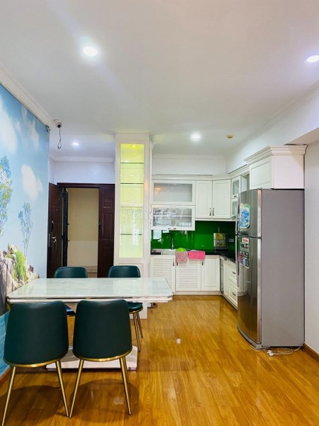 Cho thuê căn hộ chung cư Phúc Yên, Thiết kế đẹp từng chi tiết, sang trọng hiện đại, 90m2, 2 phòng ngủ, 2 toilet