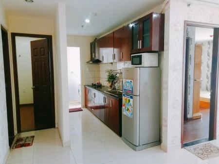 Cho thuê căn hộ tại dự án chung cư The Harmona, 76m2, 2PN, 2WC. Chỉ 11 triệu/tháng, 76m2, 2 phòng ngủ, 2 toilet
