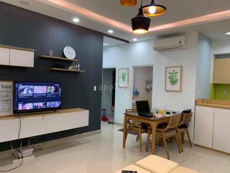 Cho thuê căn hộ tại dự án chung cư cao cấp tại Quận Tân Phú, 80m2, 2PN dự án Oriental Plaza, 80m2, 2 phòng ngủ, 2 toilet