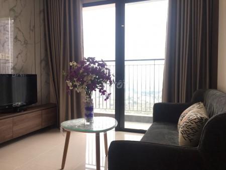 Căn hộ Vinhomes Smart City trống căn siêu đẹp đang cần cho thuê, Đẹp từ chi tiết trang trí đến nội thất và cả view, 61m2, 2 phòng ngủ, 1 toilet