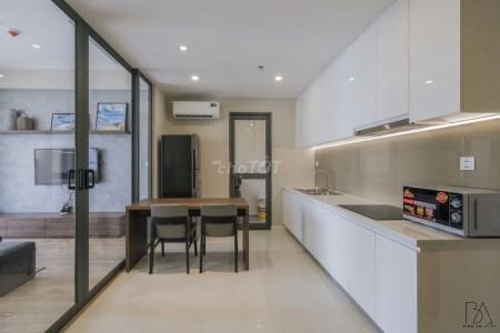 Cho thuê căn hộ chủ vừa nhận bàn giao rộng 52m2, 1 PN, có nội thất, giá 13 triệu/tháng, 52m2, 1 phòng ngủ, 1 toilet