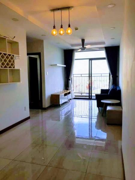 Cần cho thuê căn hộ ngay góc tầng 8 chung cư Him Lam Phú An, view đẹp, thoáng mát, 69m2, 2 phòng ngủ, 2 toilet