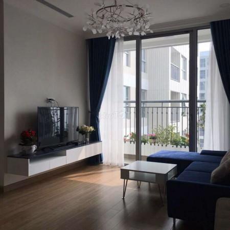 Cho thuê căn hộ dự án chung cư Vinhomes Gardenia, căn 2PN, 80m2, nội thất cao cấp, 80m2, 2 phòng ngủ, 2 toilet