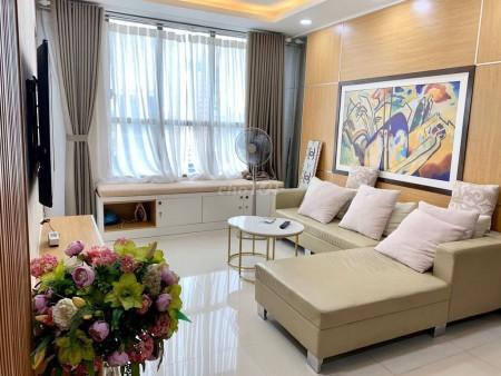 Cần cho thuê căn hộ chung cư Icon 56 Quận 4, 16 triệu/tháng, căn 90m2, 3PN, 2WC, 90m2, 3 phòng ngủ, 2 toilet