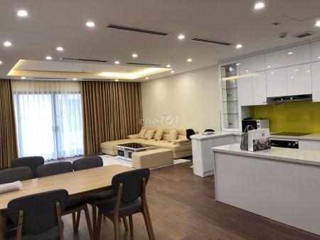 Cho thuê căn hộ chung cư Imperia Garden, 122m2, 3PN, 2WC, ban công thoáng mát view đẹp, 122m2, 3 phòng ngủ, 2 toilet