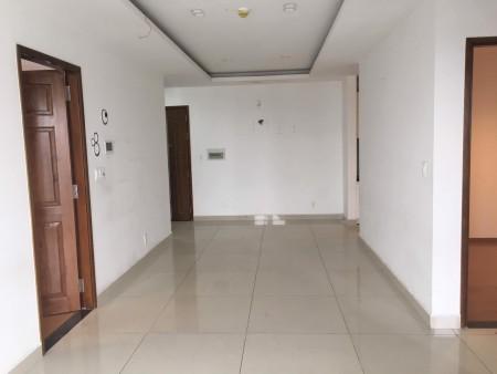 Cho thuê căn hộ 3 phòng ngủ Sky Center nội thất cơ bản (rèm, máy lạnh, bếp) 15 Triệu - Xem ngay (giữ chìa khóa căn hộ), 96m2, 3 phòng ngủ, 2 toilet
