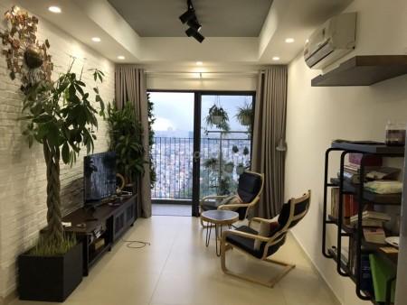 Cho thuê căn hộ tại dự án chung cư M-One Nam Sài Gòn, 60m2, 2PN, 2WC, 60m2, 2 phòng ngủ, 2 toilet