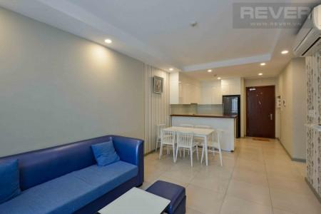 Cần cho thuê căn hộ Gold View – Quận 4 – 68m2 – 2PN – 1WC – giá 13.5 triệu., 68m2, 2 phòng ngủ, 1 toilet