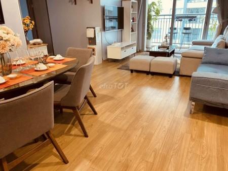 Chính chủ cho thuê căn hộ đẹp giá đặc biệt rẻ tại chung cư Vinhomes Gardenia - Hàm Nghi. Full đồ dùng, 80m2, 2 phòng ngủ, 2 toilet