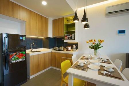 Cho thuê căn hộ 1PN full nội thất chung cư Republic Plaza đường Cộng Hòa giá chỉ 12tr/th, 54m2, 1 phòng ngủ, 1 toilet