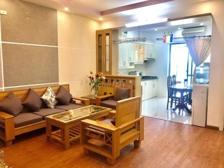 Chính chủ cho thuê căn hộ CT1 Mỹ Đình Sông Đà - Sudico, Nhà đẹp mới, Giá rẻ, 115m2, 3 phòng ngủ, 2 toilet