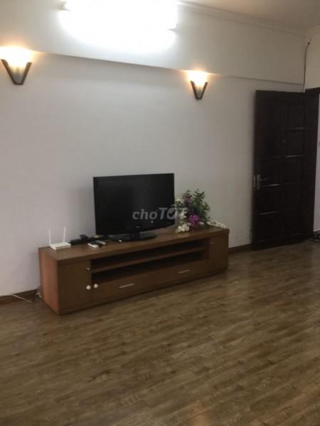 Cần cho thuê căn hộ 2PN, 2WC, 96m2 trong chung cư Vimeco II - Nguyễn Chánh, 96m2, 2 phòng ngủ, 2 toilet
