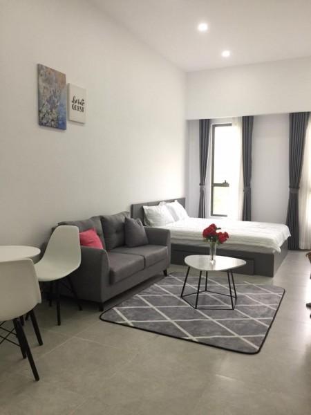 Cho thuê căn hộ gần sân bay full nội thất giá chỉ 10 triệu/tháng chung cư Orchard Garden Quận Phú Nhuận.LH 0932192028, 36m2, 1 phòng ngủ, 1 toilet