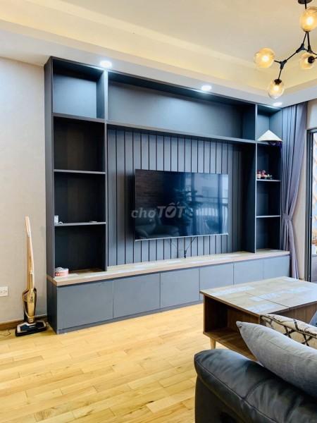 Cho thuê căn hộ chung cư The Sun Avenue Quận 2 - 2PN, 2WC, 14 triệu/tháng, 76m2, 2 phòng ngủ, 2 toilet