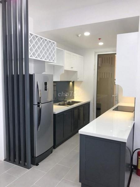 Còn trống căn hộ rộng 83m2, 2 PN, có sẵn đầy đủ tiện nghi, nội thất, cc Lucky Palace, giá 11.5 triệu/tháng, 83m2, 2 phòng ngủ, 2 toilet
