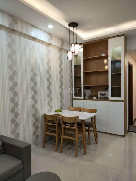 Chủ có căn hộ rộng 56m2, 2 PN, đồ dùng cơ bản, cc Imperial Place, giá 8.5 triệu/tháng, LHCC, 56m2, 2 phòng ngủ, 1 toilet