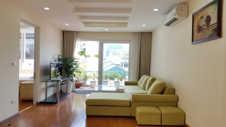 [ID: 821] Cho thuê căn hộ dịch vụ tại Từ Hoa, Tây Hồ, 95m2, 2PN, đầy đủ nội thất hiện đại, 95m2, 2 phòng ngủ, 2 toilet