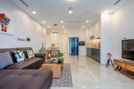 Cho thuê căn hộ chung cư New City ngay đại lộ Mai Chí Thọ, nhà đẹp và nhiều tiện ích, 55m2, 1 phòng ngủ, 1 toilet