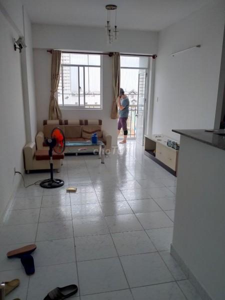 Cần cho thuê căn hộ 2PN, 2WC, 68m2, có nội thất, nhà mới sửa đẹp, chung cư Lê Thành, 68m2, 2 phòng ngủ, 2 toilet