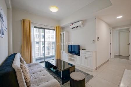 Cần cho thuê căn hộ 2PN, 2WC đầy đủ tiện nghi nội thất thuộc cc The Tresor Quận 4, 69m2, 2 phòng ngủ, 2 toilet
