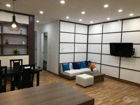 Tresor Quận 4 cần cho thuê căn hộ rộng 65m2, 2 PN, có sẵn đồ dùng, gía 16 triệu/tháng, LHCC, 65m2, 2 phòng ngủ, 2 toilet