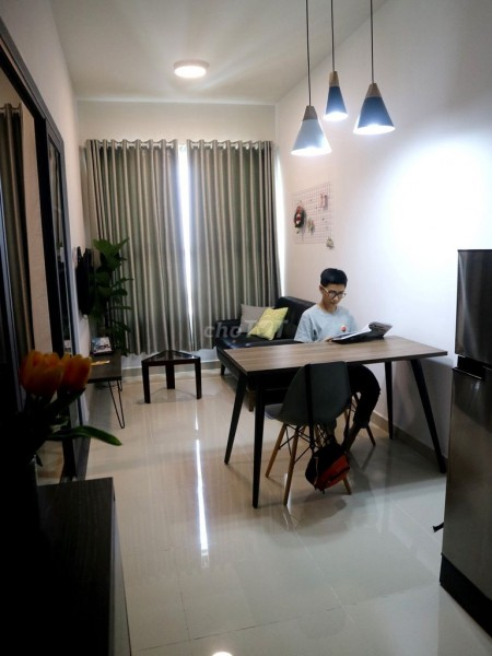 Cho thuê căn hộ chung cư River Gate, 35m2, 1PN, 1WC, Full nội thất, 35m2, 1 phòng ngủ, 1 toilet