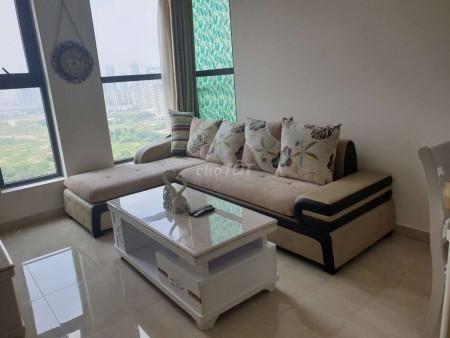Cho thuê căn hộ chung cư Centana 3 phòng ngủ, 2 phòng vệ sinh nhà mới đẹp, có nội thất sẵn, 88m2, 3 phòng ngủ, 2 toilet