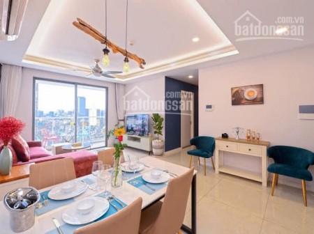 Trống căn hộ 2 PN tại chung cư Saigon Royal, giá 14 triệu/tháng, dtsd 86m2, LHCC, 86m2, 2 phòng ngủ, 2 toilet