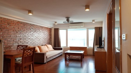 [ID: 835] Cho thuê căn hộ dịch vụ tại Tô Ngọc Vân, Tây Hồ, 50m2, 1PN, đầy đủ nội thất, 50m2, 1 phòng ngủ, 1 toilet
