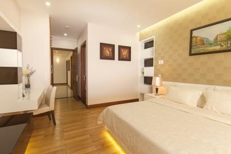 Cho thuê căn hộ 8tr/1 tháng River Panorama quận 7 đường hoàng quốc việt, 55m2, 2 phòng ngủ, 1 toilet